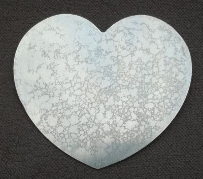 Coeur zinc