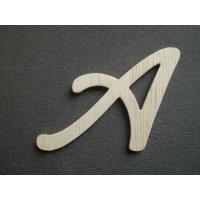 Lettre en bois modèle COOL