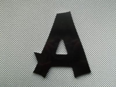 Lettre alu dibond couleur lettre dibond couleur - Experte en composants 15 lettres ...