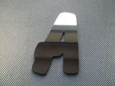 Lettre DIBOND miroir