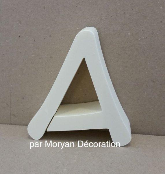 Lettre en polystyrène ANIME ACE