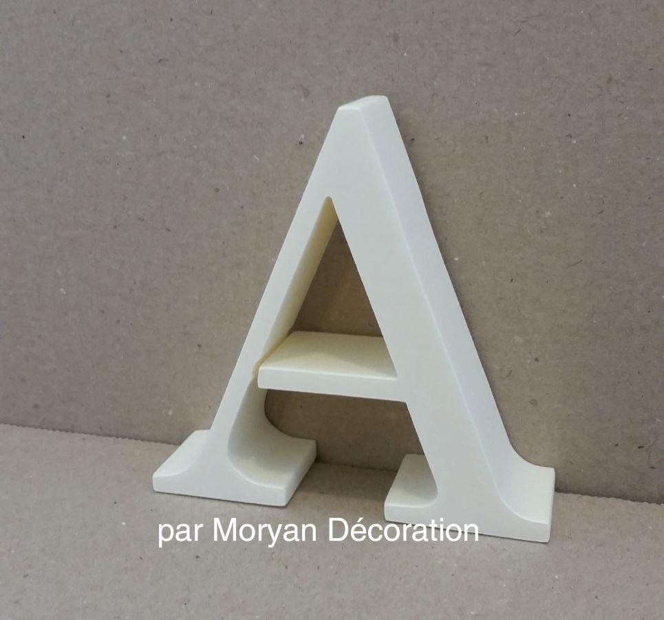 Lettre en polystyrène CENTURY