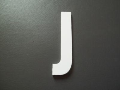 Lettre PVC modèle ALTERNATE