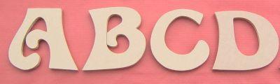lettre bois hauteur 10 cm lettres bois mod le elfe. Black Bedroom Furniture Sets. Home Design Ideas