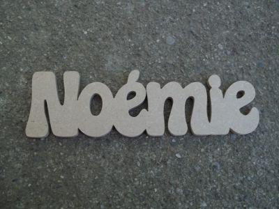 Prenom de porte prenom en pvc pr nom de porte pr nom en bois - Porte prenom ...