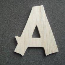Lettre bois modèle CANCUN