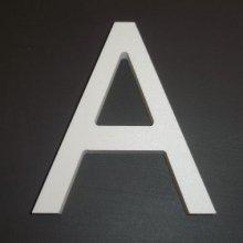 ARIAL hauteur 90 mm , épaisseur 10 mm